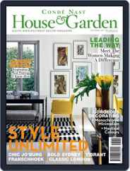 Condé Nast House & Garden (Digital) Subscription October 1st, 2017 Issue