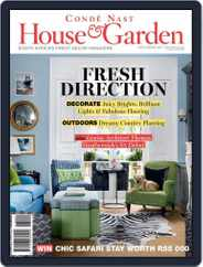 Condé Nast House & Garden (Digital) Subscription September 1st, 2017 Issue