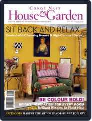 Condé Nast House & Garden (Digital) Subscription July 1st, 2017 Issue