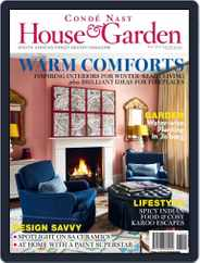 Condé Nast House & Garden (Digital) Subscription May 1st, 2017 Issue