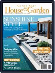 Condé Nast House & Garden (Digital) Subscription January 1st, 2017 Issue