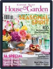 Condé Nast House & Garden (Digital) Subscription December 1st, 2016 Issue