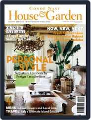 Condé Nast House & Garden (Digital) Subscription January 27th, 2016 Issue