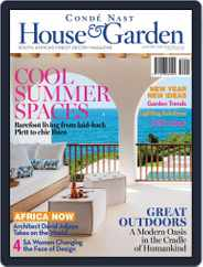 Condé Nast House & Garden (Digital) Subscription December 1st, 2015 Issue