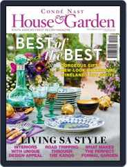 Condé Nast House & Garden (Digital) Subscription November 18th, 2015 Issue