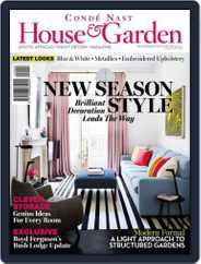 Condé Nast House & Garden (Digital) Subscription August 31st, 2015 Issue