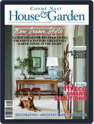 Condé Nast House & Garden (Digital) Subscription August 20th, 2014 Issue