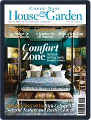Condé Nast House & Garden (Digital) Subscription May 28th, 2014 Issue