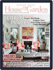 Condé Nast House & Garden (Digital) Subscription March 26th, 2014 Issue