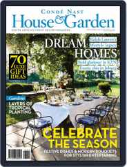 Condé Nast House & Garden (Digital) Subscription November 20th, 2013 Issue