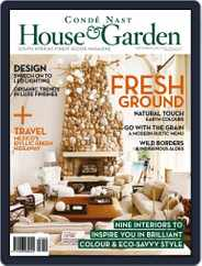 Condé Nast House & Garden (Digital) Subscription August 21st, 2013 Issue