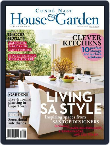 Condé Nast House & Garden (Digital) July 23rd, 2013 Issue Cover