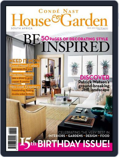 Condé Nast House & Garden (Digital) April 23rd, 2013 Issue Cover