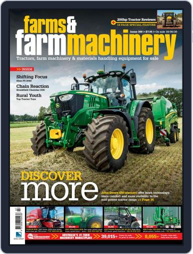 Farms and Farm Machinery (Digital) June 10th, 2020 Issue Cover