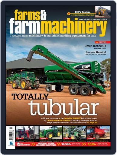 Farms and Farm Machinery (Digital) May 13th, 2020 Issue Cover
