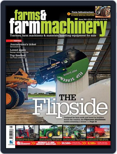 Farms and Farm Machinery (Digital) April 15th, 2020 Issue Cover