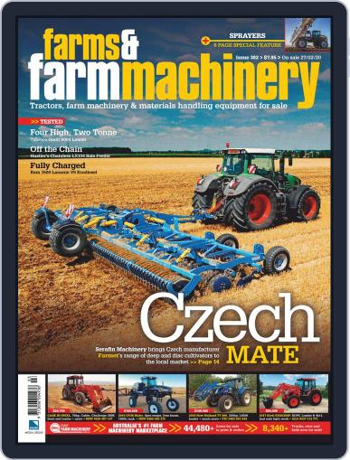 Farms and Farm Machinery (Digital) February 19th, 2020 Issue Cover