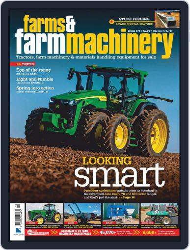 Farms and Farm Machinery (Digital) December 15th, 2019 Issue Cover