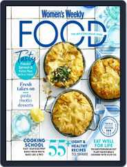 The Australian Women's Weekly Food (Digital) Subscription July 1st, 2019 Issue