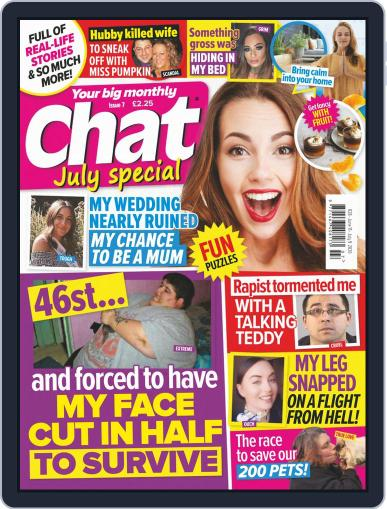 Chat Specials July 1st, 2020 Digital Back Issue Cover