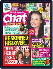 Chat Specials (Digital) Subscription March 1st, 2020 Issue