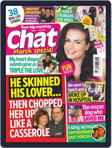 Chat Specials March 1st, 2020 Digital Back Issue Cover