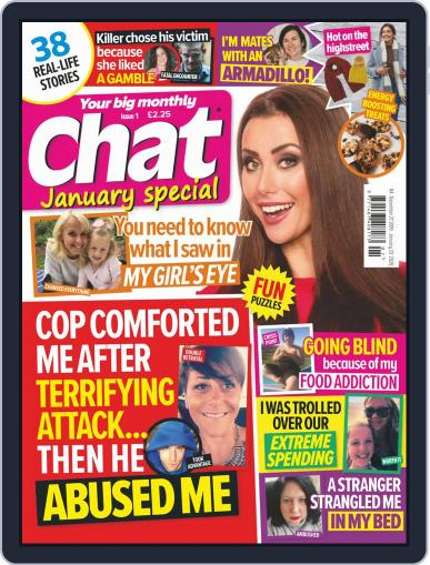Chat Specials January 1st, 2020 Digital Back Issue Cover