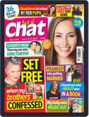 Chat Specials (Digital) Subscription September 1st, 2018 Issue