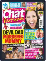 Chat Specials (Digital) Subscription November 1st, 2016 Issue