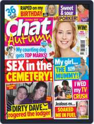 Chat Specials (Digital) Subscription October 1st, 2015 Issue
