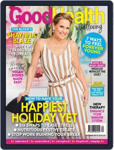 Good Health December 1st, 2019 Digital Back Issue Cover