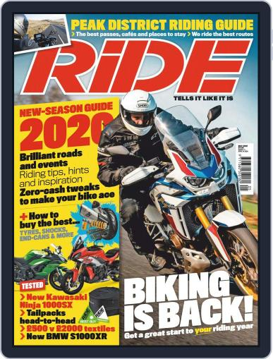 RiDE United Kingdom (Digital) May 1st, 2020 Issue Cover