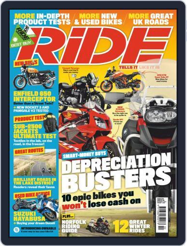 RiDE United Kingdom (Digital) February 1st, 2020 Issue Cover