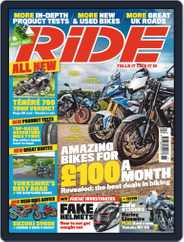 RiDE United Kingdom (Digital) Subscription November 1st, 2019 Issue