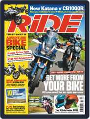 RiDE United Kingdom (Digital) Subscription October 1st, 2019 Issue