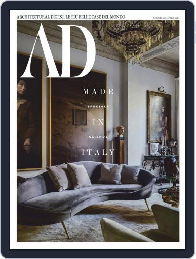 Ad Italia (Digital) April 1st, 2020 Issue Cover
