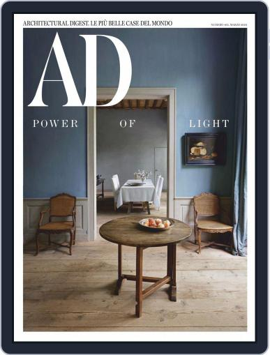 Ad Italia (Digital) March 1st, 2020 Issue Cover