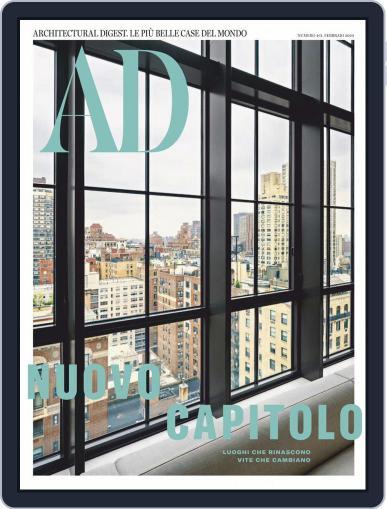 Ad Italia (Digital) February 1st, 2020 Issue Cover