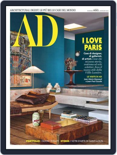 Ad Italia (Digital) January 1st, 2020 Issue Cover