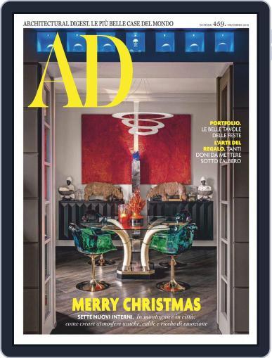 Ad Italia (Digital) December 1st, 2019 Issue Cover