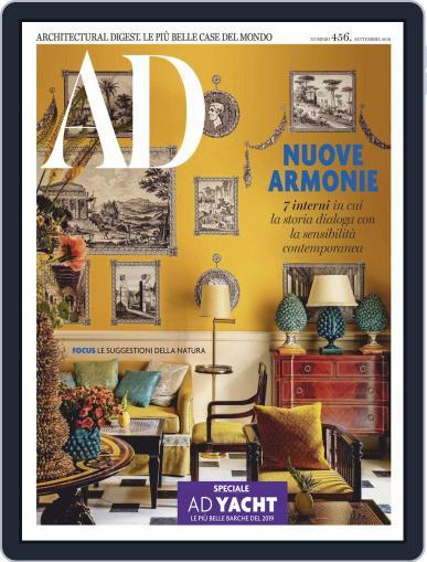 Ad Italia (Digital) September 1st, 2019 Issue Cover
