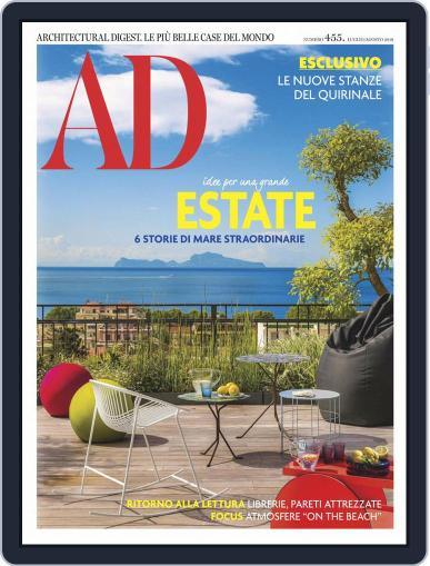 Ad Italia (Digital) July 1st, 2019 Issue Cover