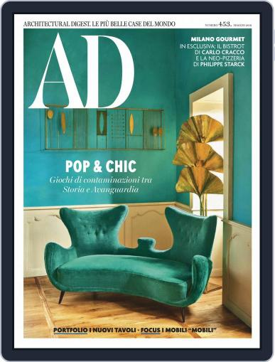 Ad Italia (Digital) May 1st, 2019 Issue Cover
