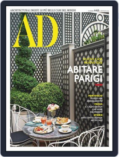 Ad Italia (Digital) January 1st, 2019 Issue Cover