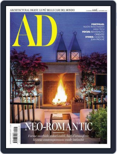 Ad Italia (Digital) October 1st, 2018 Issue Cover
