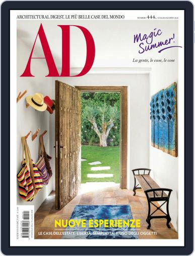 Ad Italia (Digital) July 1st, 2018 Issue Cover