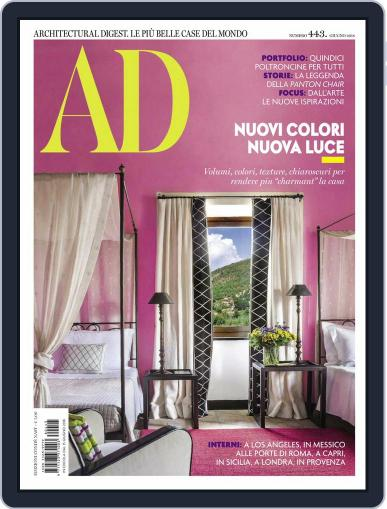 Ad Italia (Digital) June 1st, 2018 Issue Cover