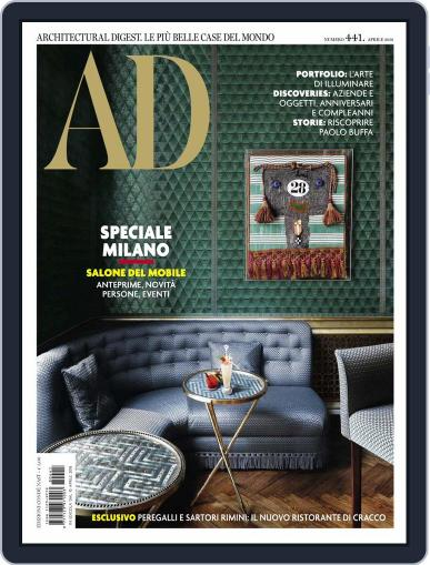 Ad Italia (Digital) April 1st, 2018 Issue Cover