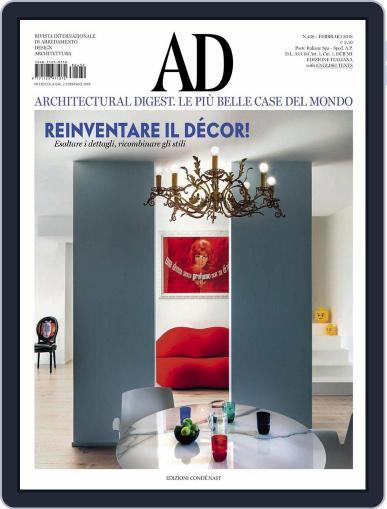 Ad Italia (Digital) February 1st, 2018 Issue Cover