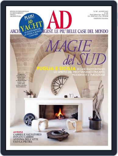 Ad Italia (Digital) August 9th, 2013 Issue Cover